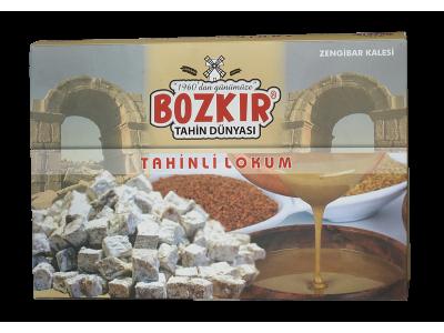 Bozkır Tahinli Lokumu 600gr