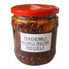 Bademli Kuruincir Reçeli 750 Gr.