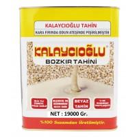 Kalaycıoğlu Beyaz Tahin 19000 Gr. TENEKE