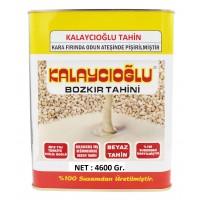 Kalaycıoğlu Beyaz Tahin 4600 Gr.TENEKE