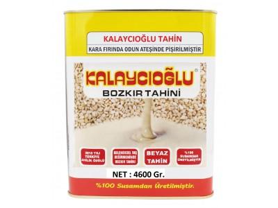 Kalaycıoğlu Beyaz Bozkır Tahini 4600 Gr.TENEKE