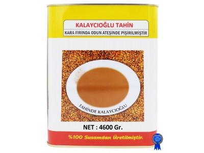 Kalaycıoğlu Bozkır Tahini 4600 Gr. TENEKE